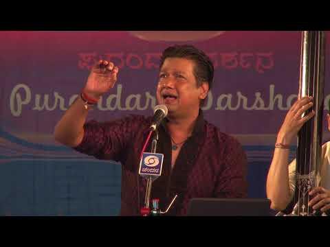 KFAC - Purandara Darshana - Fusion - Carnaitc & Hindustani (Vocal) - Vijayprakash