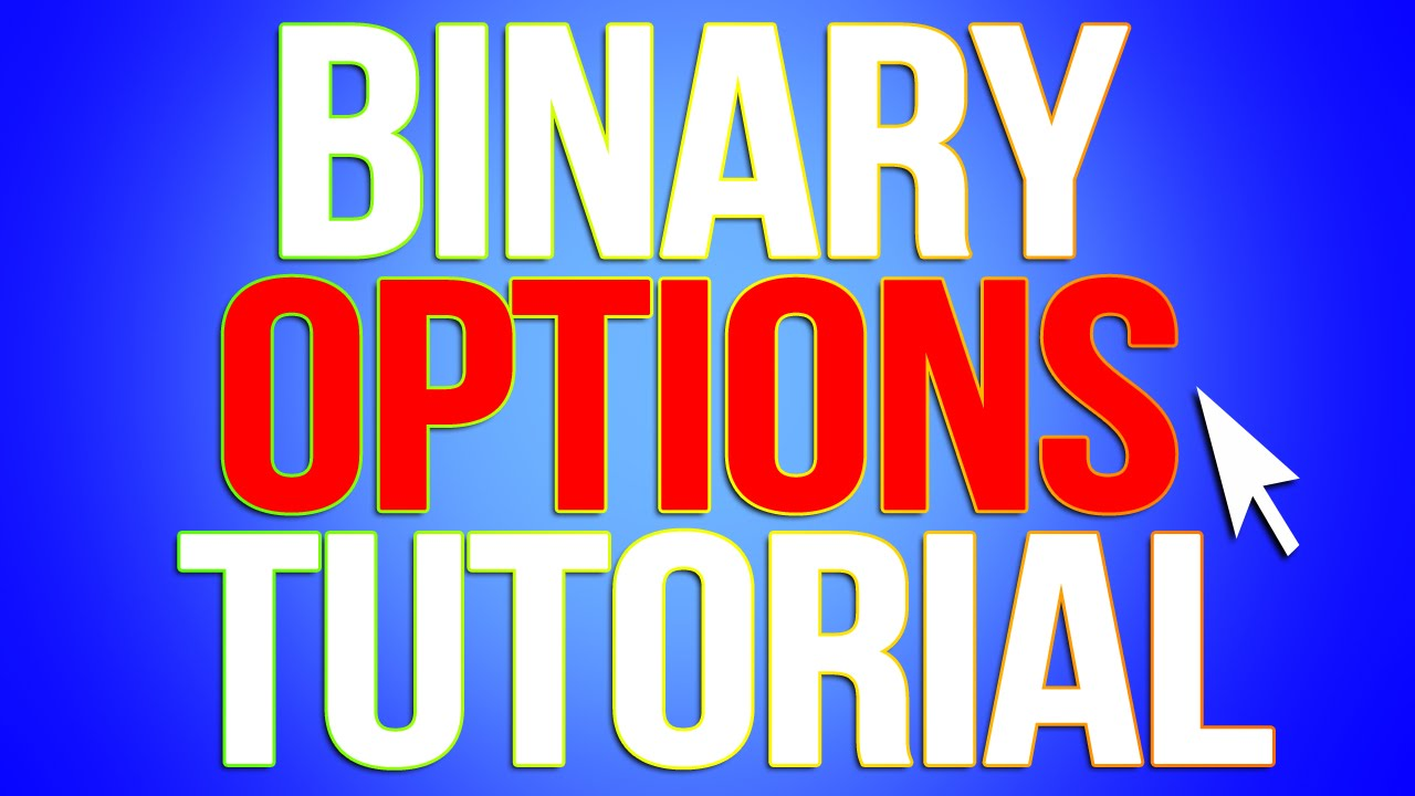 Free binary options tutorials