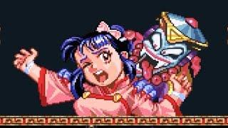 SNES Longplay Super Chinese Fighter Rinrin / スーパーファミコン スーパーチャイニーズファイター リンリン