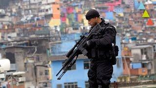 Los 10 barrios más peligrosos del mundo