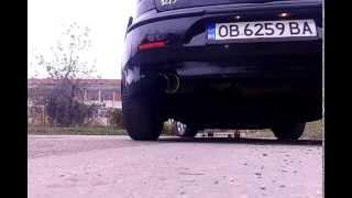 Alfa Romeo 147 1.9jtd 8v 116hp - exhaust sound!
