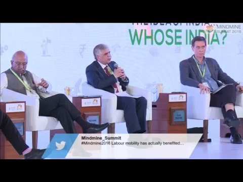 Mindmine Summit 2016: Session VII - Entrepreneurship & Skill Development: Disrupting to Grow