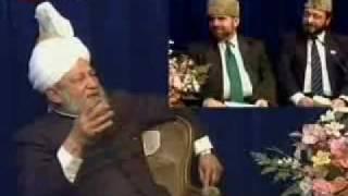 Question and Answer Session 1994 English Hadrat Mirza Tahir Ahmad Ahmadiyya Islam Pakistan Part 5/5