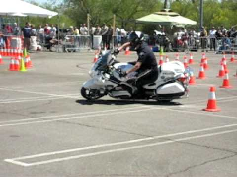 2010 Southwest Police Motor Competition Winning Run
