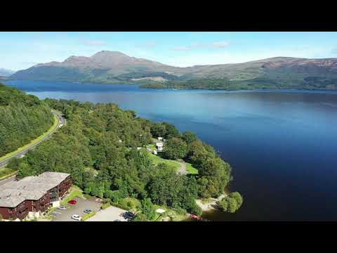 Lodge on Loch Lomond - Welcome Back & Come Explore
