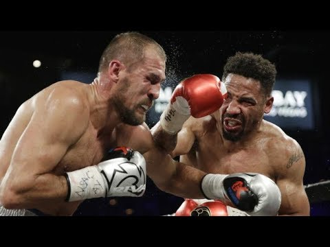 ANDRE WARD TURNS THE KRUSHER INTO KOOCHIE