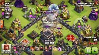 Clash of Clans | Th9 GOVAPE | Pushing to Titan