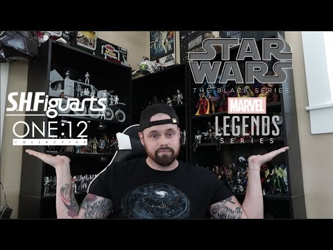 WHY I AM NOT COLLECTING MARVEL LEGENDS AND BLACK SERIES ANYMORE MY OPINION