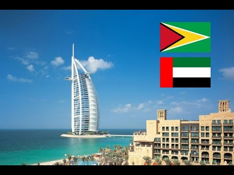 GUYANA NEWS-UAE citizens for visa-free travel to Guyana