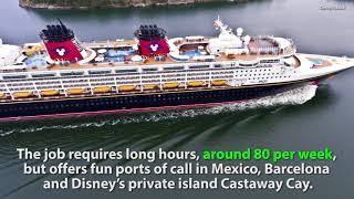 Disney Looking For Workers To Run Kids Clubs On Cruise Line