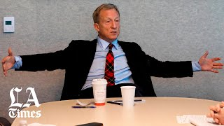 Seven Minutes with Tom Steyer | Campaign 2020