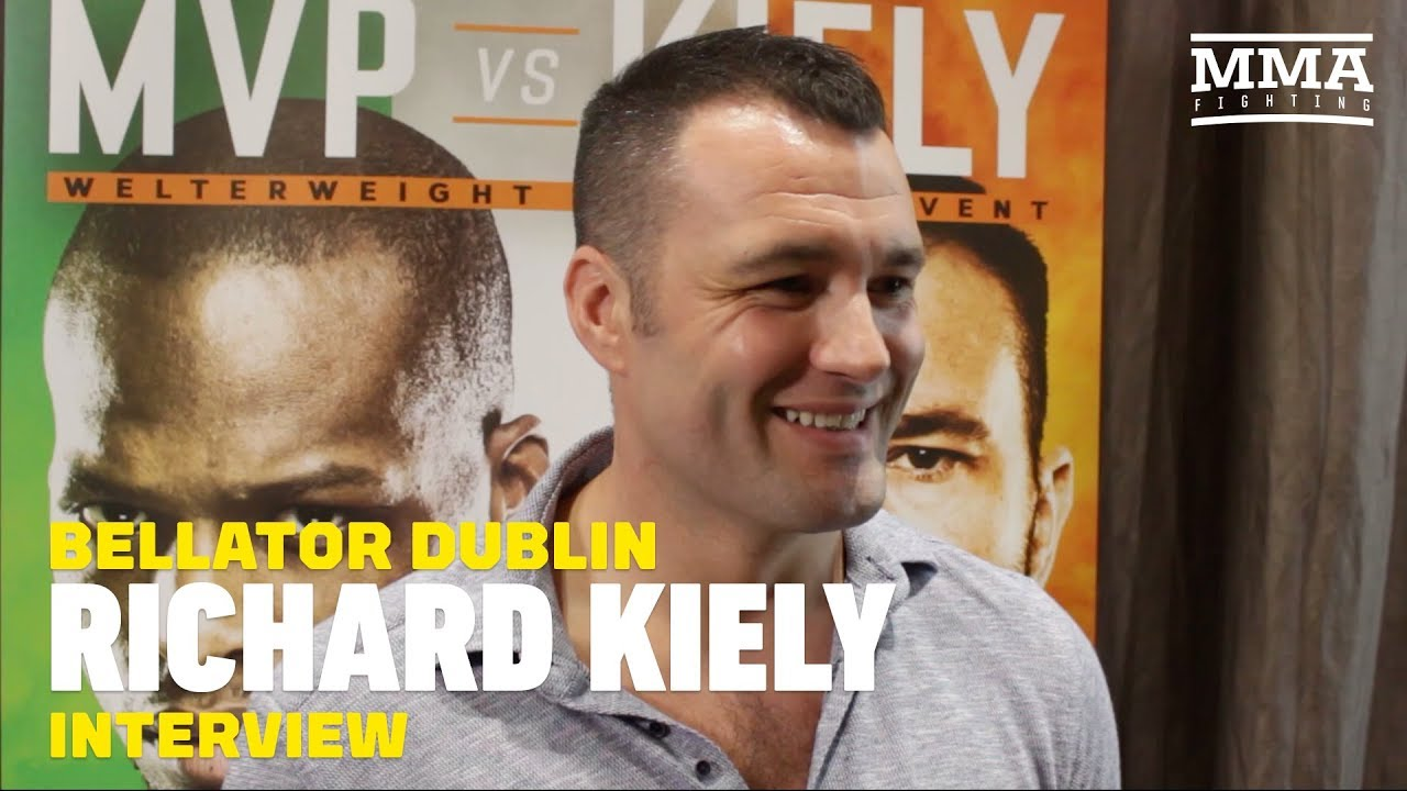 Bellator Dublin: Richard Kiely Says He Got Under 'Fake' MVP's Skin At Presser –MMA Fighting