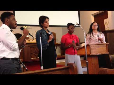Beacon Bible Worship Team Sings El Shaddai