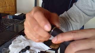 電子タバコ分解組み立て thumbnail