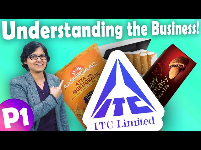 Understanding the ITC Business   ITC Ltd Fundamental Analysis Part 1 By CA Rachana Ranade