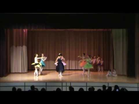 Classical Ballet Conservatory Spring 2016 Recital Sleeping Beauty