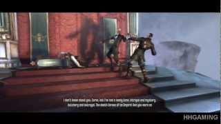 Dishonored - Ending HD All ENDINGS bad ending + good ending walkthrough part 41