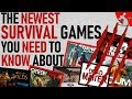 The NEWEST SURVIVAL Games You Need To Know About - Scum - Green Hell - Wild - Dead Matter + More