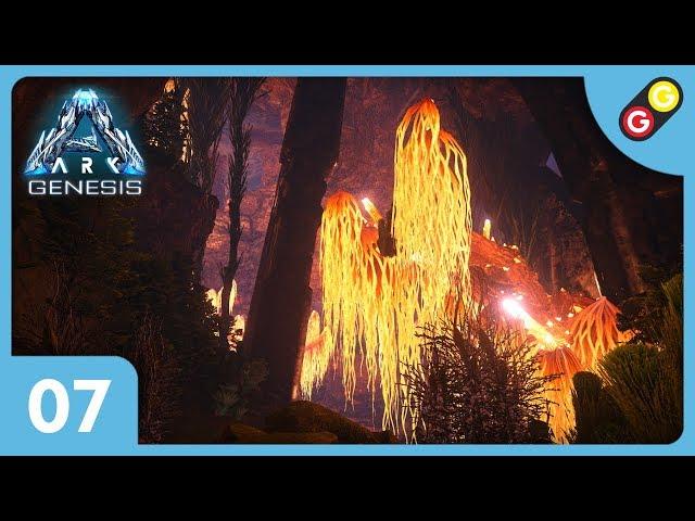 ARK : Survival Evolved - Genesis #07 On visite le Terrarium ! [FR]