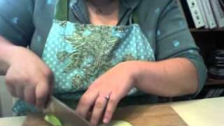 Apple Fennel Salad With A Lemon Vinaigrette