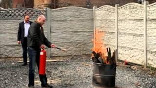 Обучение по пожарной безопасности.