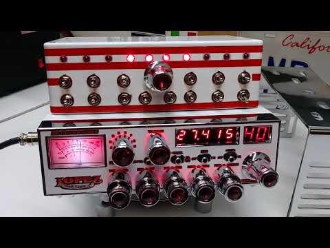 Radio Galaxy DX 98VHP BIG SERIES CUSTOM