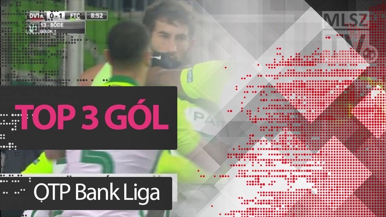TOP 3 GÓL – 21. forduló| OTP Bank Liga | 2017/2018 |