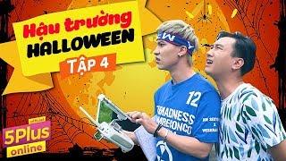 5Plus Online | Hậu Trường Halloween (Phần 4) | Phim Hài Mới Nhất 2017