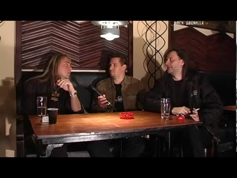 Helloween über ihr Verhältnis zu Michael Kiske und Kai Hansen (2005)