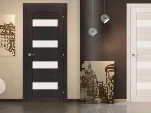 Межкомнатные двери Эталон+Троицк