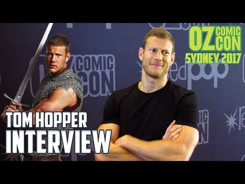 Tom Hopper | Interview | Oz Comic Con