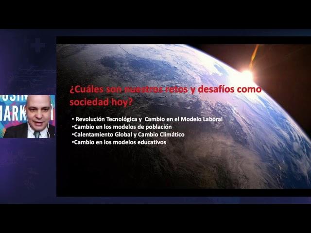 Intervención de Josu Gómez Barrutia Fundador de Diario de Empresa en  MedellínTech Fest (Colombia)