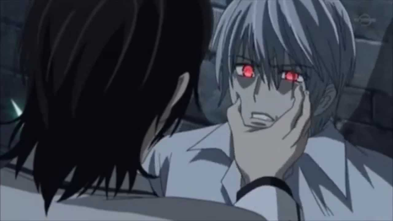 Vampire Knight Zero Vs Kaname Youtube