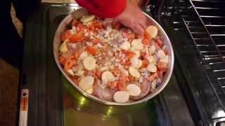 Yulla Yumma Chicken Tomato Potato