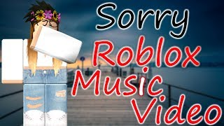 """Sorry"" By Halsey II Roblox Music Video"