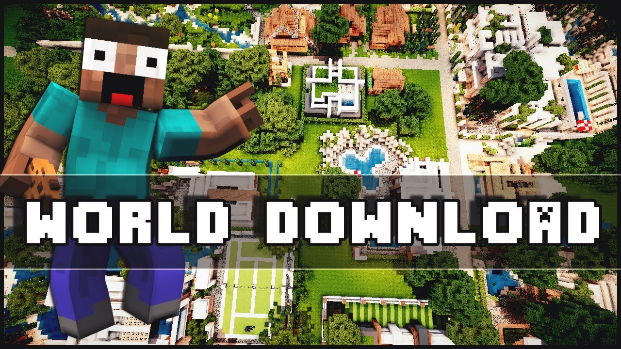 Minecraft keralis world download youtube gumiabroncs Gallery