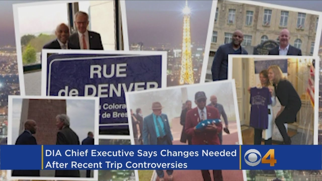 DIA CEO On Staff Travel: 'We Have Some Abusers'