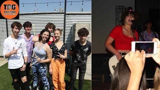 Sm6 Band talks about fun fans while on Tour in LA. Plus BTS!!