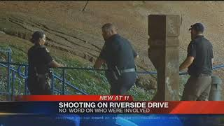 Police investigating 'reported shooting' on Riverside Drive