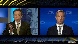 Does Michigan Control Their Own Playoff Destiny?   Big Ten Football