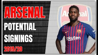 Arsenal's Potential Summer Signings - An In Depth Look At Samuel Umtiti - Episode 12
