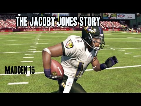 Madden 15 The Great Jacoby Jones Story+ Super Bowl Highlights