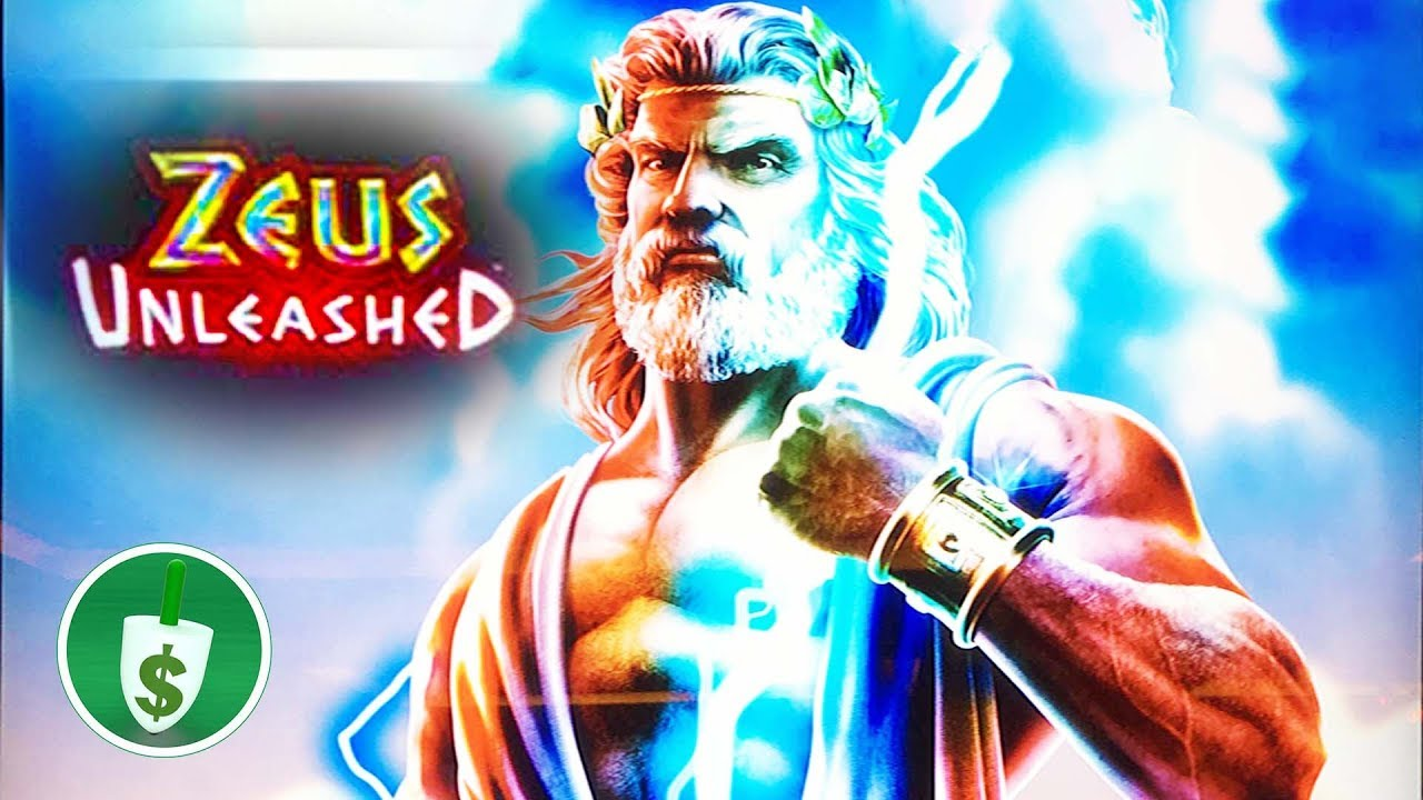 Zeus Unleashed Slot Machine