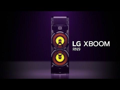 Nova Linha de Caixas Acústicas da LG XBOOM. A BALADA AONDE VOCÊ QUISER.