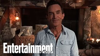 Jeff Probst Reacts To First Two 'Survivor: Winners At War' Tribal Councils | Entertainment Weekly