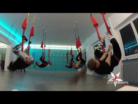 Antigravity Yoga Fitness Italia Torino
