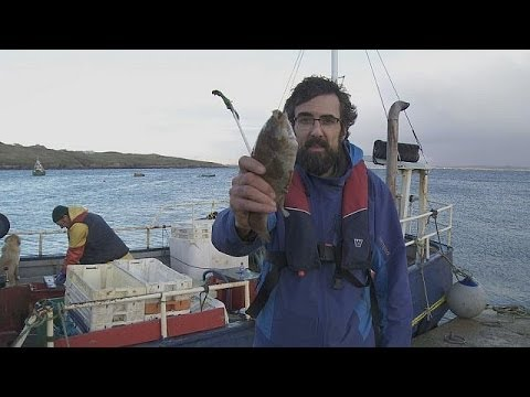 Fishing for a future - reporter