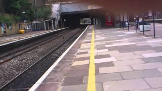 EALING broadway trains