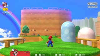 This fan-made level feels like a real Nintendo Mario level [Super Mario 3D World]