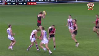 Daniher shows shades of Moorcroft - AFL